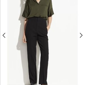 High Rise Tailored Pant